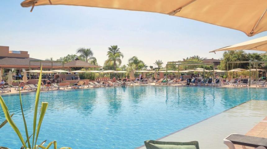 Hotel Riu Tikida Palmeraie (4*) in Marrakech