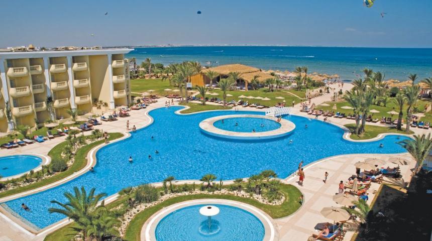 Hotel Royal Thalassa Monastir (5*) in Tunesie