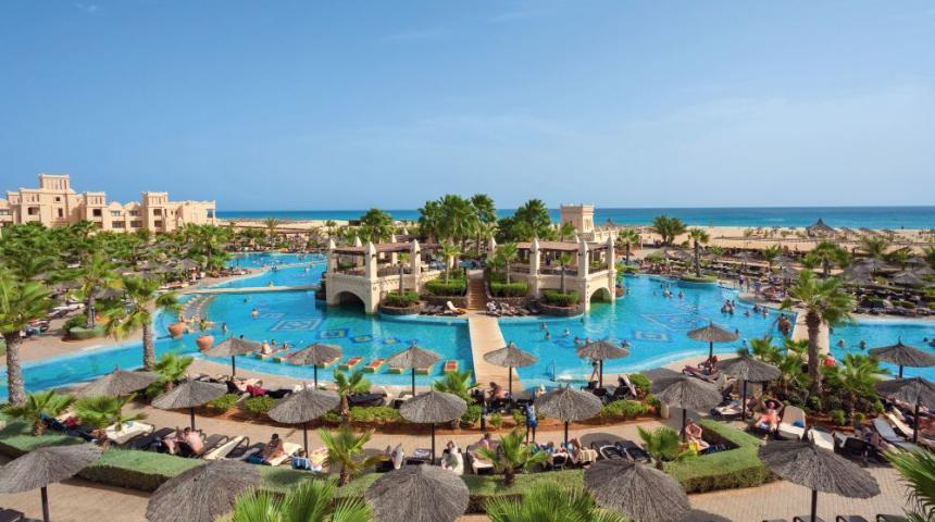 Hotel Riu Touareg (5*) op Kaapverdie