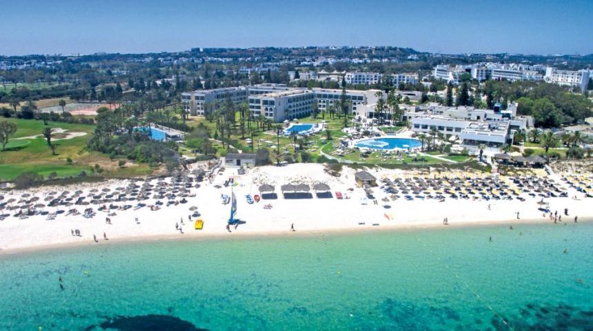 Hotel Seabel Club Alhambra (4*) in Tunesie