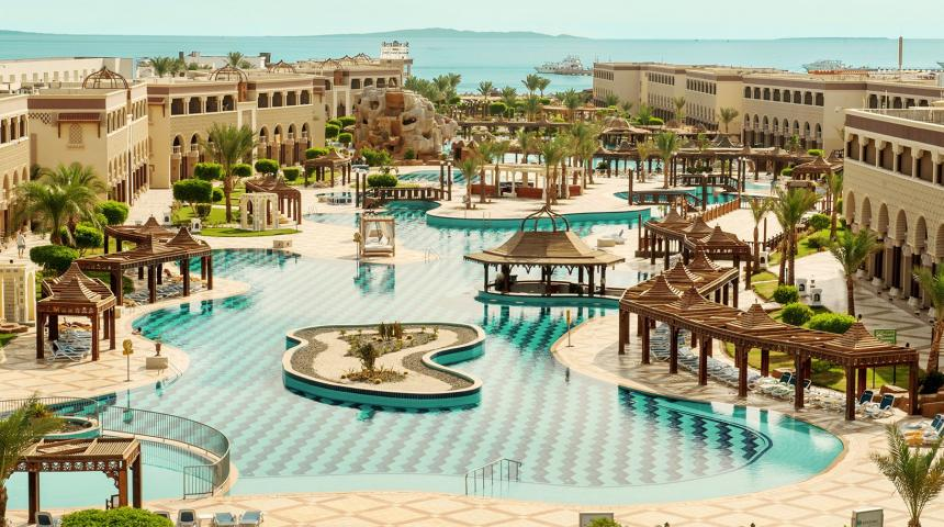 Hotel Sunrise Select Mamlouk Palace (4*) in Hurghada