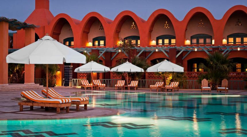 Hotel Sheraton Miramar (5*) in Egypte