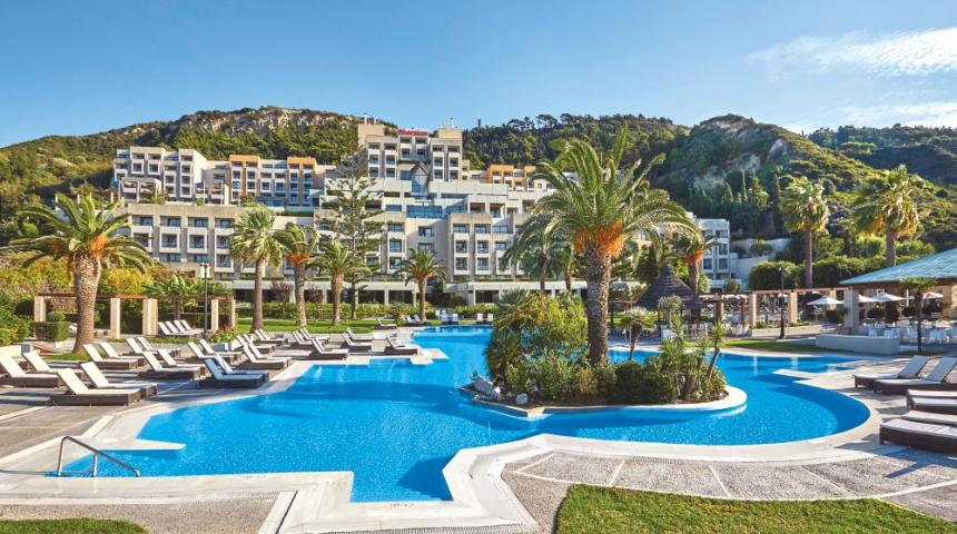 Hotel Sheraton Rhodes (5*) op Rhodos