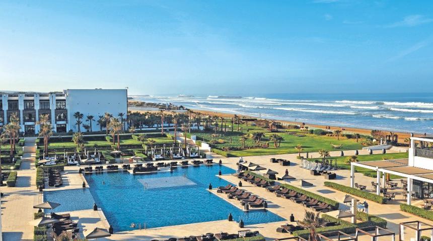 Hotel Sofitel Agadir (5*) in Marokko