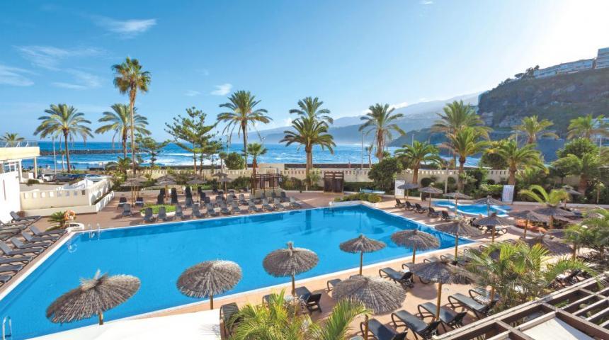Hotel Sol Costa Atlantis (4*) op Tenerife