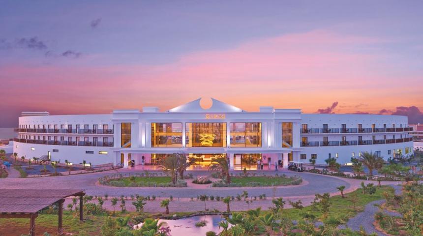 Hotel Sol Dunas (5*) op Kaapverdie