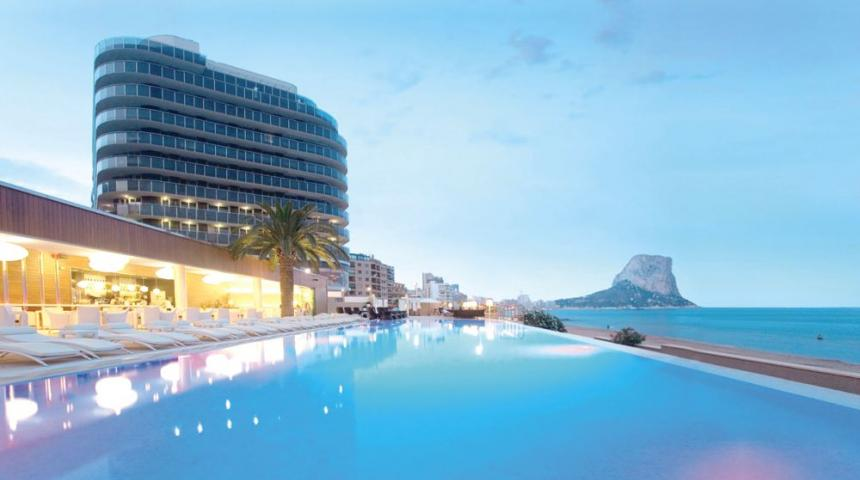 Hotel Sol y Mar (4*) in Calpe