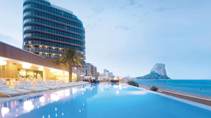 Gran Hotel Sol y Mar (4*) in Calpe