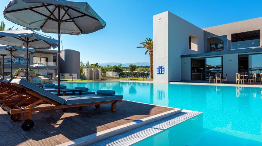 Hotel Solimar Aquamarine (4*) op Kreta