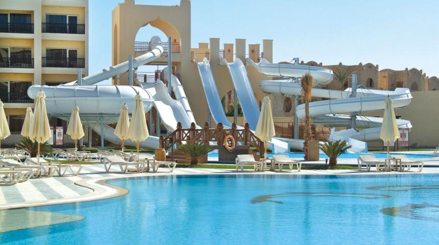 Hotel Steigenberger Aqua Magic (5*) in Hurghada
