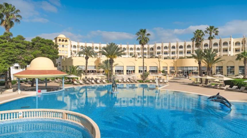 Hotel Steigenberger Marhaba (5*) in Tunesie