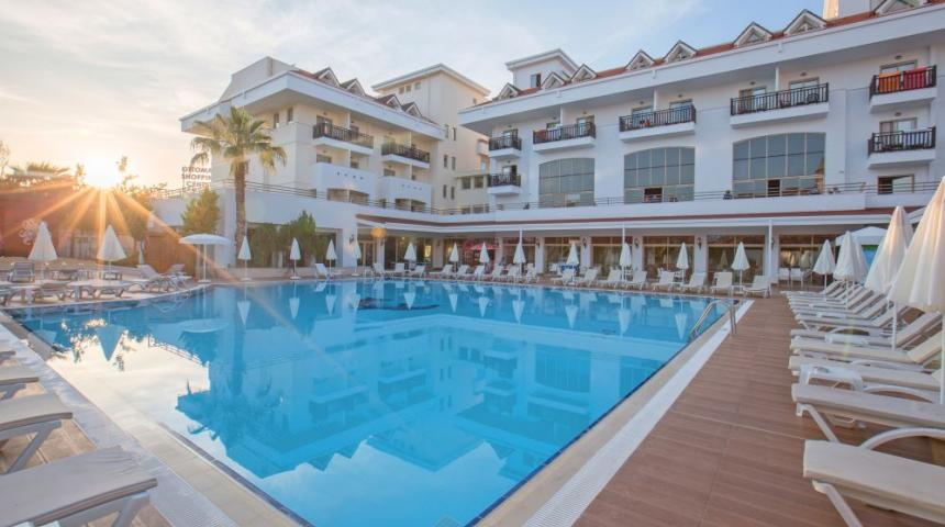 Hotel Suneoclub Side Aquamarin (4*) in Turkije