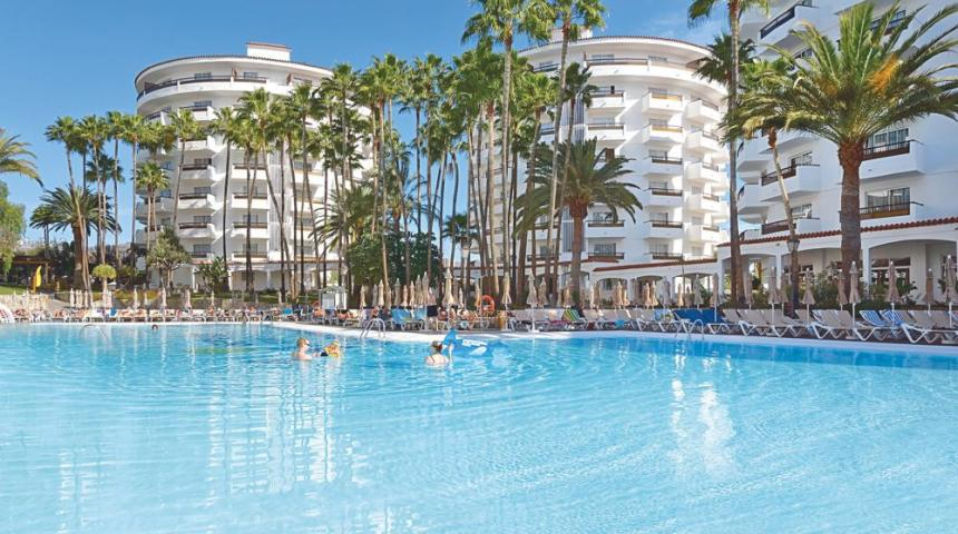 Hotel Servatur Waikiki (4*) op Gran Canaria