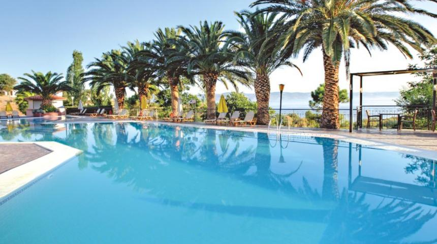 Hotel Sunrise Resort (5*) op Lesbos