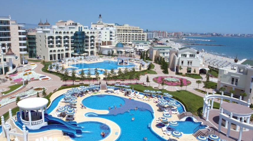 Hotel Sunset Resort (5*) in Bulgarije