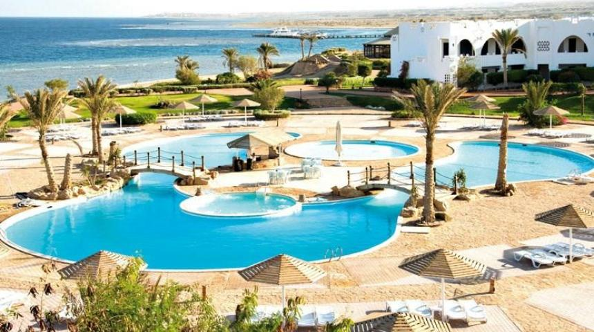 Hotel The Three Corners Equinox Beach (4*) in Egypte
