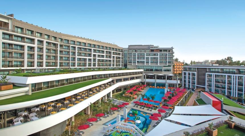 Hotel The Sense Deluxe (5*) in Antalya
