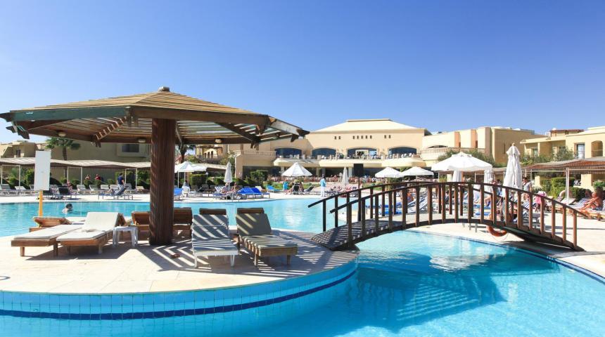 Hotel The Three Corners Fayrouz Plaza (5*) in Marsa Alam