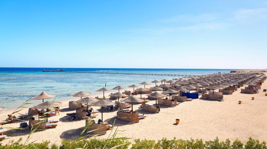 Hotel Three Corners Fayrouz Plaza Beach (5*) in Marsa Alam