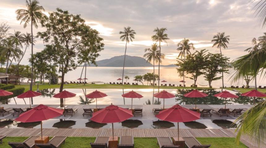 Hotel The Vijitt Resort (5*) in Thailand