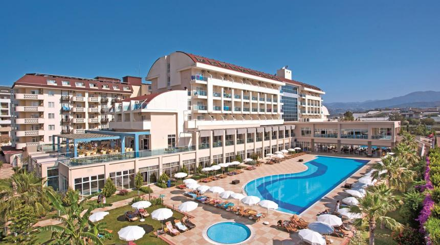 Hotel Titan Select (5*) in Alanya