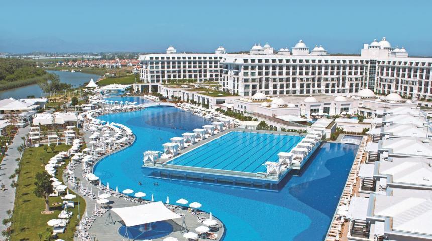 Hotel Titanic Deluxe Golf (5*) in Belek
