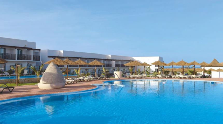 Hotel TUI Sensimar (5*) op Kaapverdie