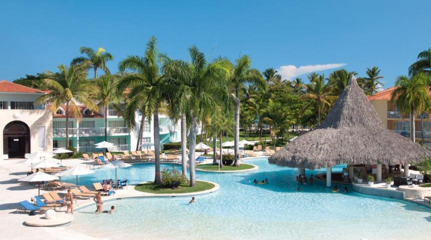 Hotel VH Gran Ventana Beach Resort (4*) op de Dominicaanse Republiek