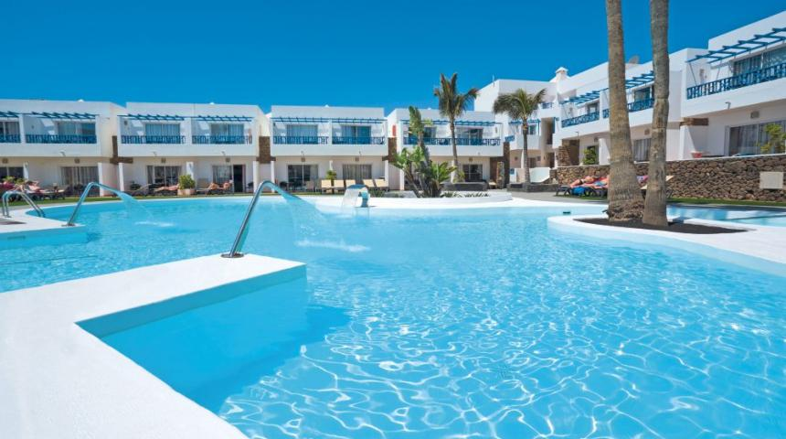 Hotel Club Siroco (3*) op Lanzarote