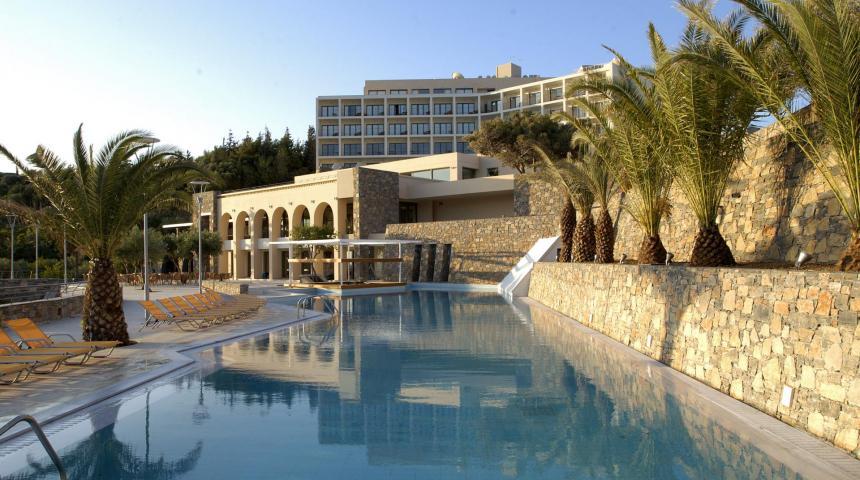 Hotel Wyndham Grand Mirabello (5*) op Kreta