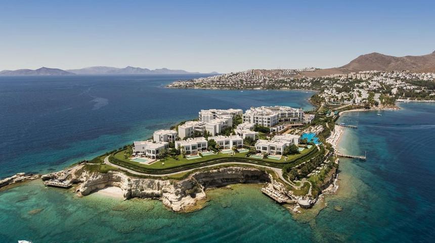 Hotel Xanadu Island (5*) in Turkije