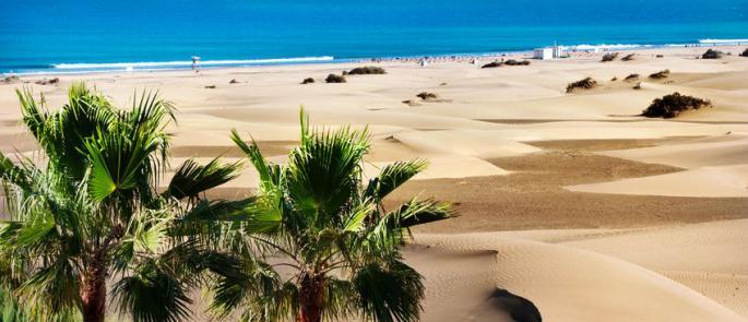 Last minutes naar Gran Canaria